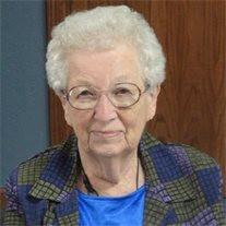 Mrs. Marjorie A. (Vargason) Palmer Wentworth