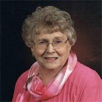 "Mrs. Pauline Jacquelyn ""Jackie"" Graff"