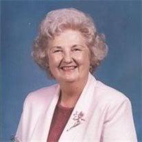 Mrs Dorothy Mae (Freeman) Weander