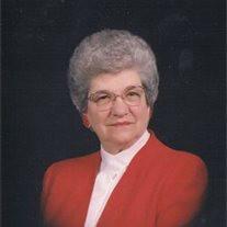 Mrs. Ramona Jean (Ludemann) Carr