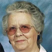 Mrs. Wilda Jeanette (Williamson) Nelson