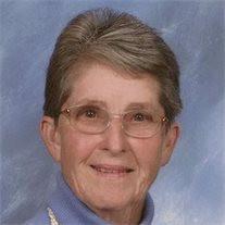 """Mrs. Geneva M. (Boyd) """"Neva"""" Minnig"""