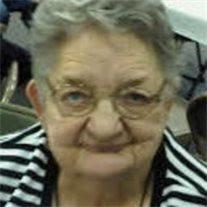 Mrs. Alice  A. (McCallum) Crooker