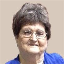 Mrs. Nedra M. (Weber) Norton