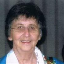 Mrs. Shirley J (Jewell) Lentz