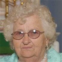 """Mrs. Mildred """"Millie"""" (Haugen) Stewart"""