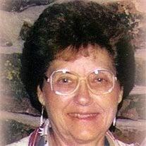 Mrs. Blanche (Becker) Gudgel