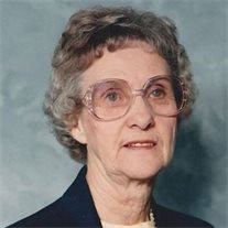 Mrs. Frances M. (Herrington) Clark