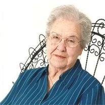 Mrs. Ruth G. (Jamison) Hallock