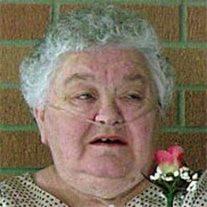 Mrs. Mavis Rozella (Patterson) Tuttle