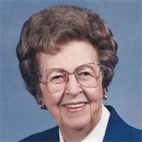Edna (Pelster) Hitchcock