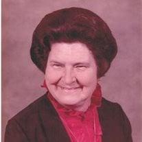 Mary Virginia Garrett
