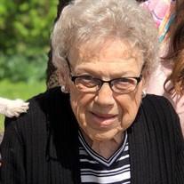 Bonnie Ruth Bailey