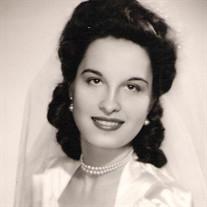 Mrs. June Krug (nee: Metrey)