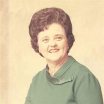 Evelyn Marie Weatherman Brown