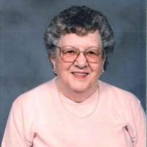 Mable Marie Lehman