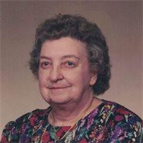 Viola Jane Hallmark
