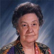 Hallie Ruth Oglesby
