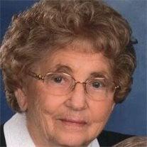 Margaret Ann Arvin