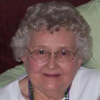 """Geraldine """"Jerry"""" Mae Spires"""