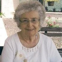 Mary Agnes Schrombeck