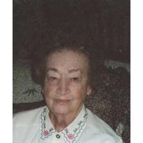 Marjorie H. Robinson
