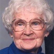 Mary Opal Bullinger