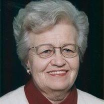 "Patricia ""Pat"" Ann Spellerberg"