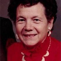 "Minerva ""Mickey"" Louise  Hull"