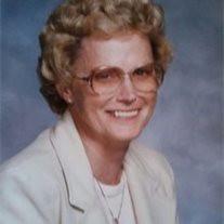 "Bertha ""Bert"" Margaret Janney"