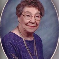 Doris Mae Wondra