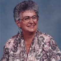 """Regina """"Jean"""" Annabelle Pederson"""
