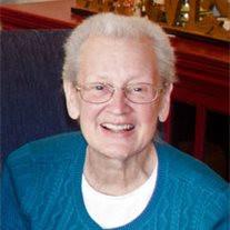 Patricia Irene Montgomery