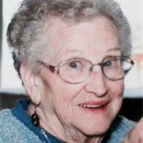 Gertrude Leona Brink
