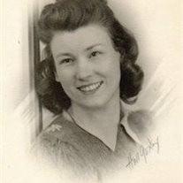 Mrs. Margaret Frances Meisinger