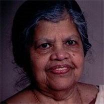Achamma Kuruvilla Thomas