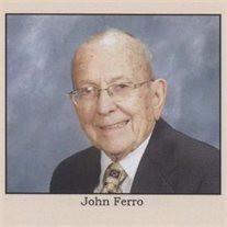 John O. Ferro