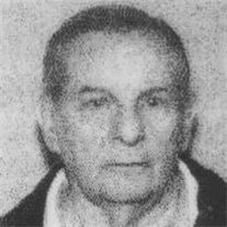 Frederick 'Pete' Greenwood