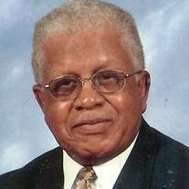 Rev. James Columbus Campbell Jr.