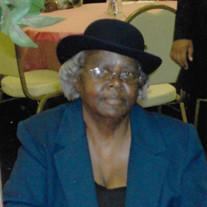 Mrs. Claudette Hawkins