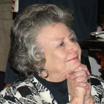 Mrs. Jeanne Marie Sorrell Dorr