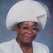 Mary Ida Ward