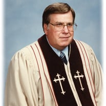 The Rev. Dr. Don L. Coleman