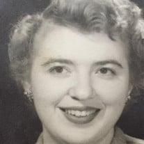 Mrs. Virginia Grubbs Beavers