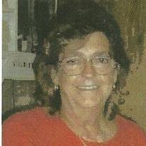 Mrs Patricia Diana Watts