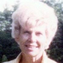 Dorothy Jane Styer