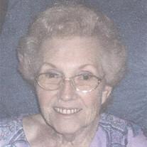Mrs. Doris G. Dobson Rieck
