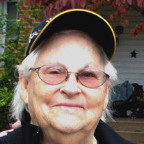 "Gladys ""Sarge"" Lucille O'Neill"