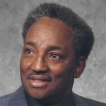 Rev Preston  Perry Sr.