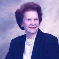 Mrs. Sarah Watson